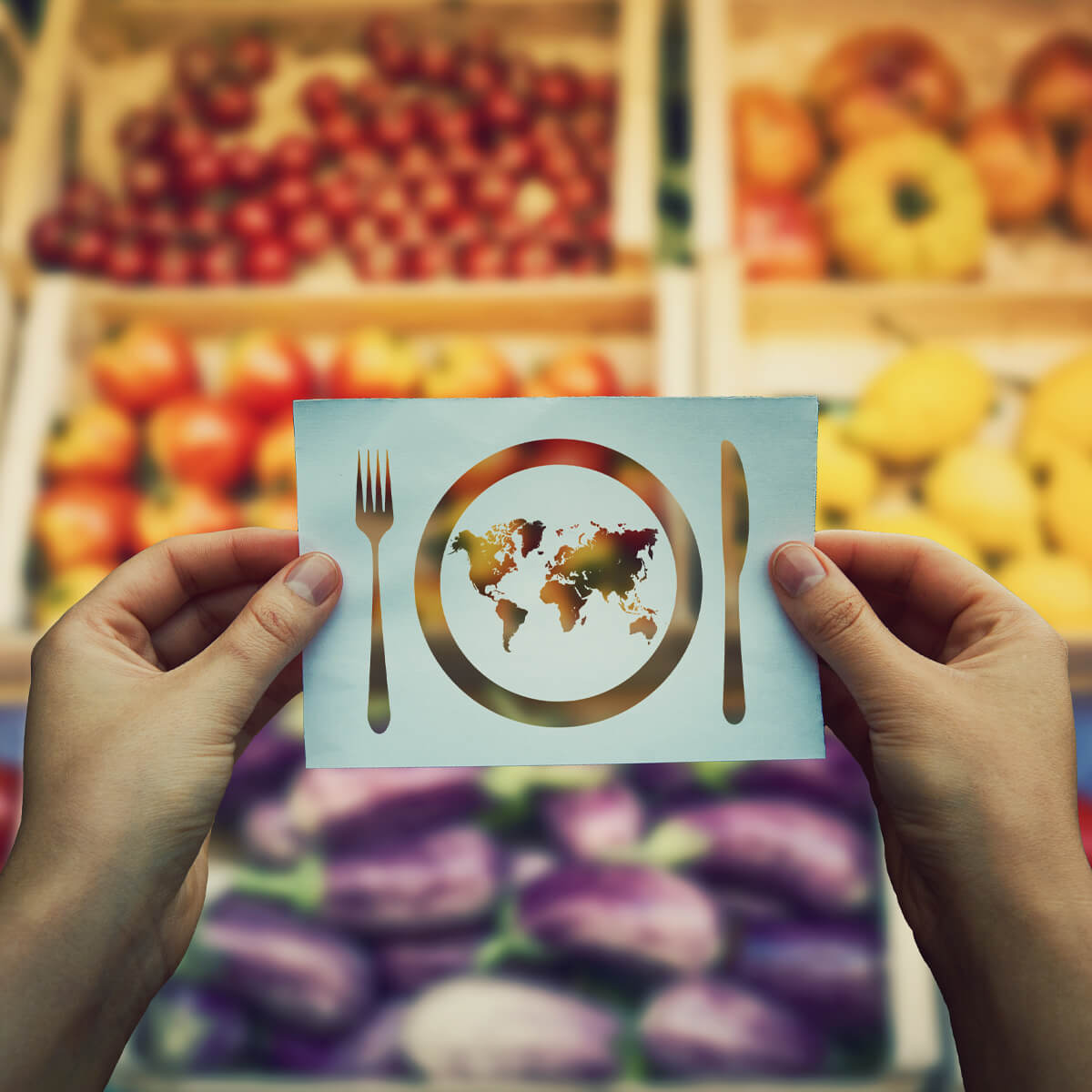 Plant-based food systems promise hope for people and planet